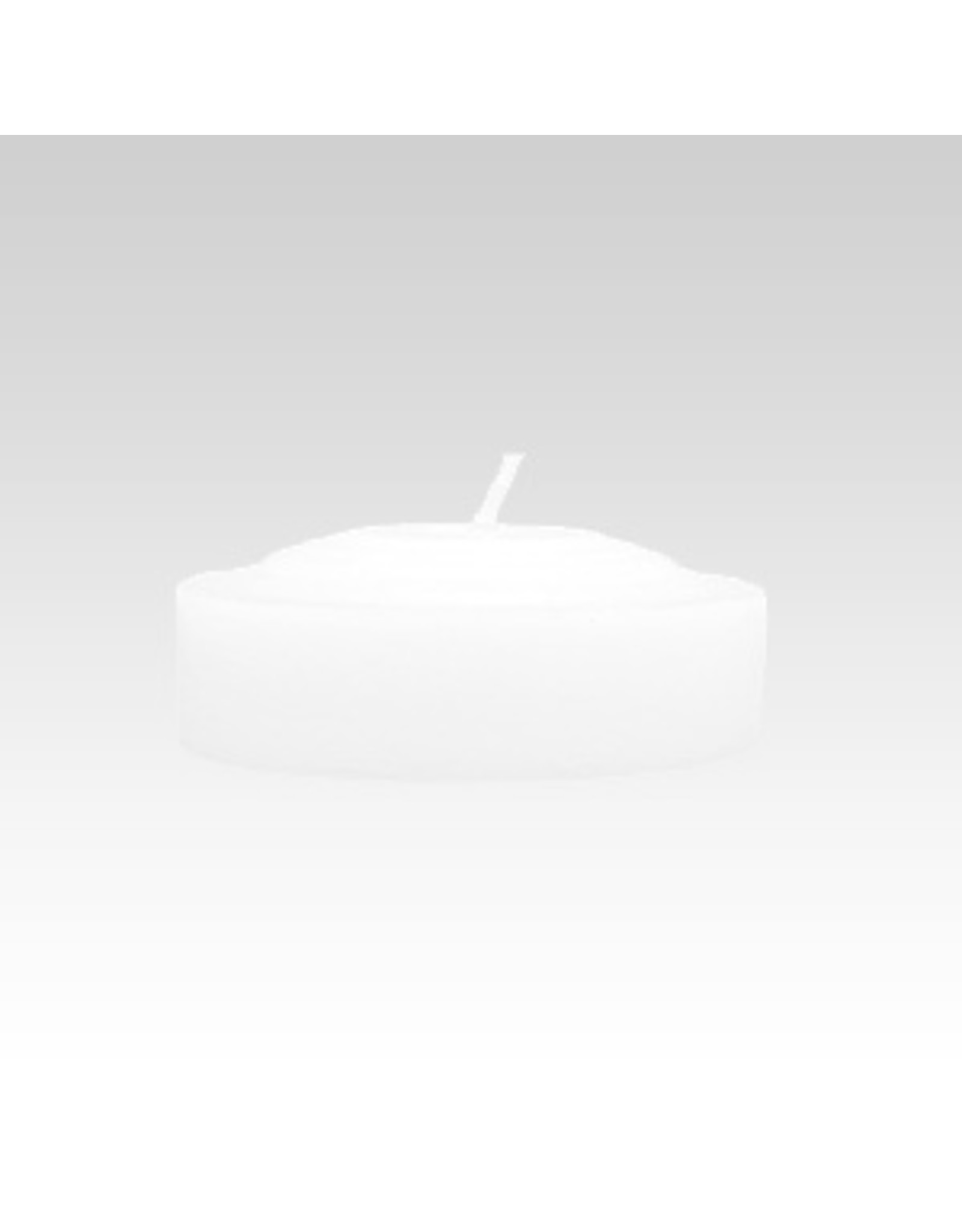 2-Hour Unscented Votive Candles (180/box)