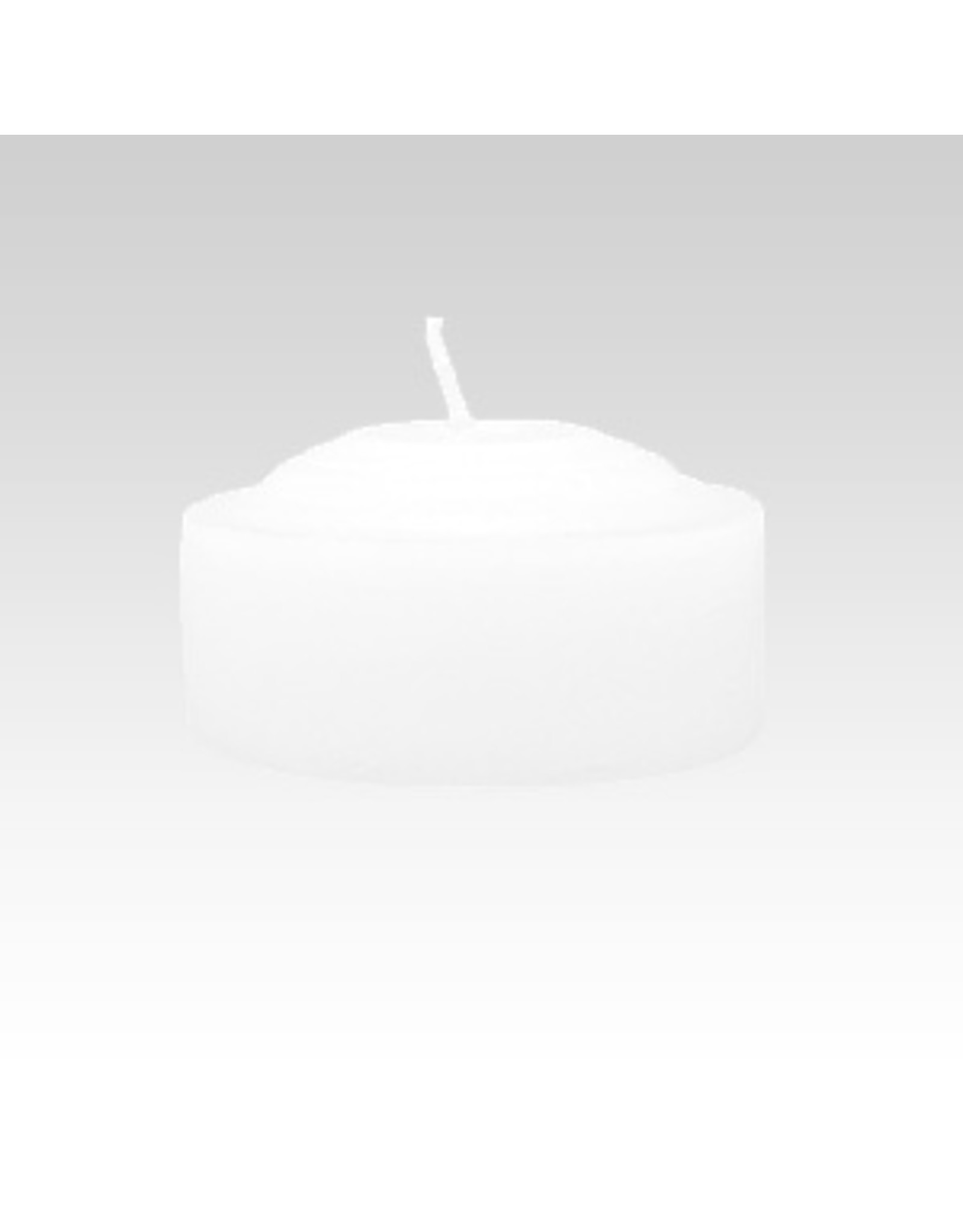 4-Hour Unscented Votive Candles (108/box)
