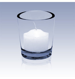 6-Hour Unscented Votive Candles (108/box)