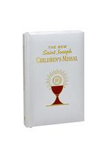 New Saint Joseph's Children's Missal white