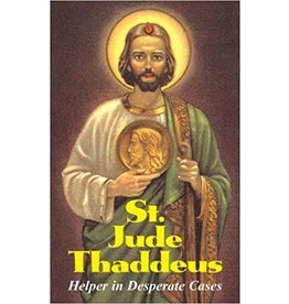 St Jude Thaddeus: Helper in Desperate Cases