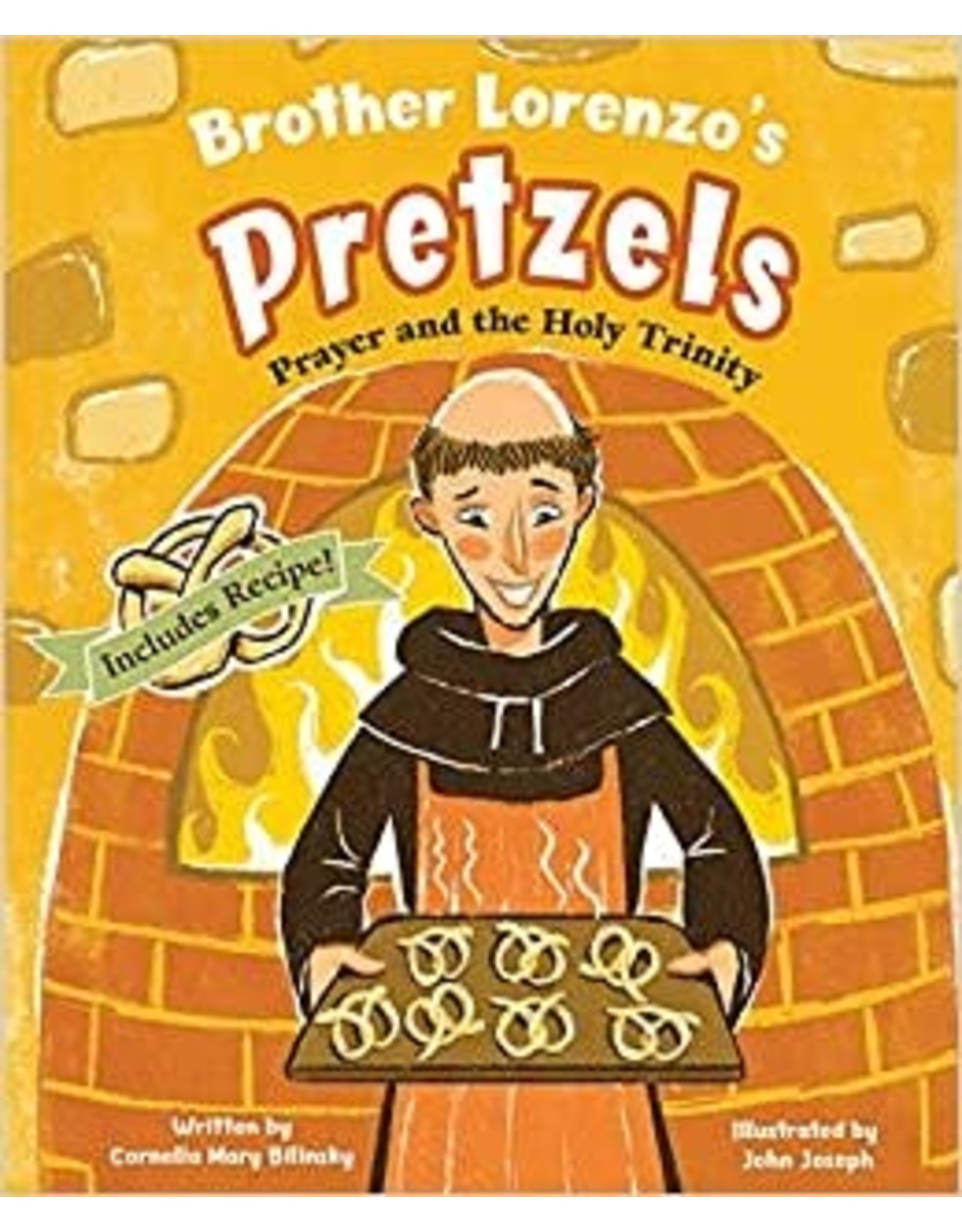 Brother Lorenzo's Pretzels: Prayer & the Holy Trinity
