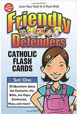 Friendly Defenders Catholic Flash Cards Set 1
