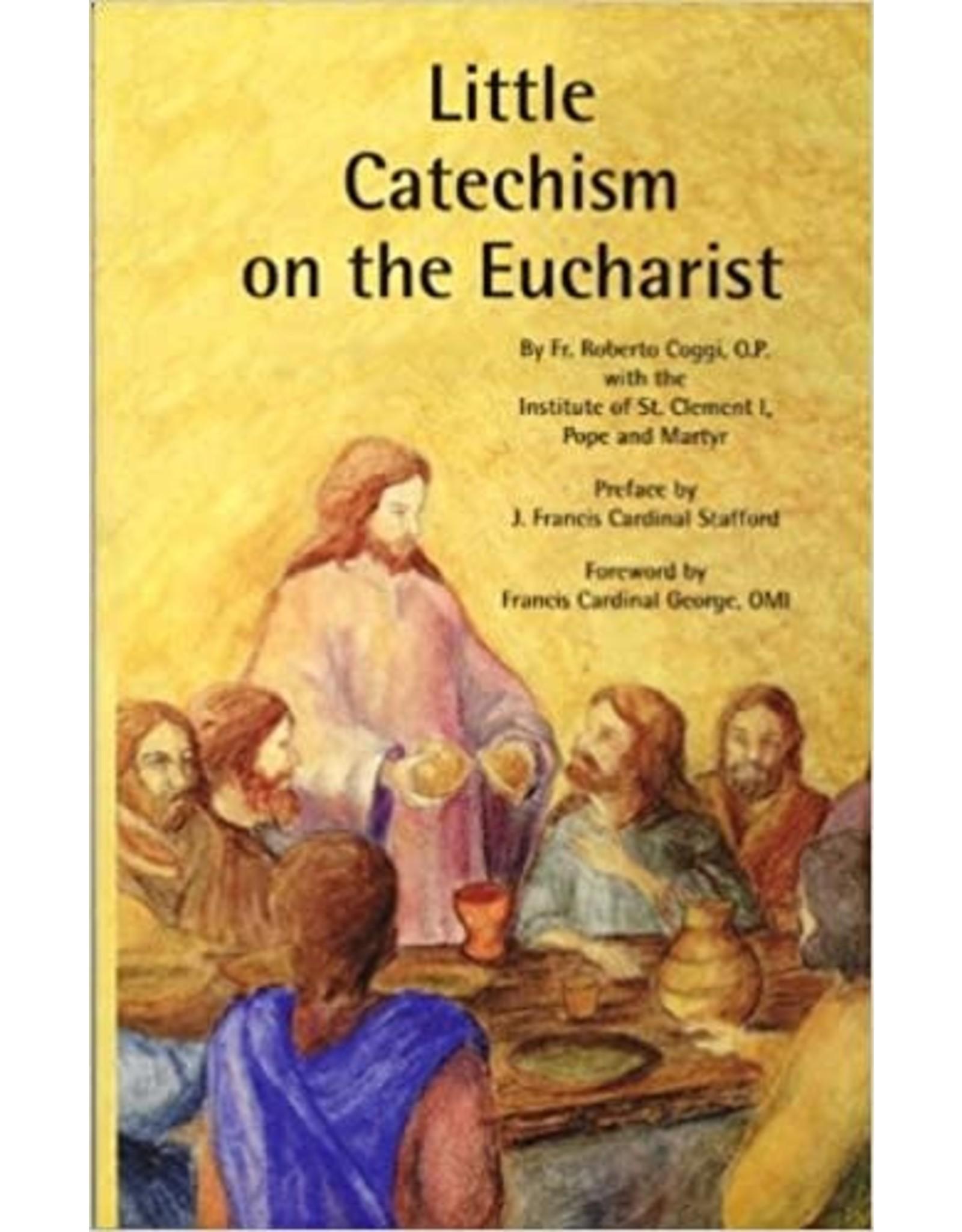 Little Catechism on the Eucharist, Fr Roberto Coggi, O.P.