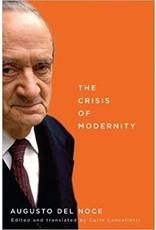 Del Noce, Augusto Crisis of Modernity