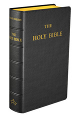 Douay-Rheims Bible (black pocket size)