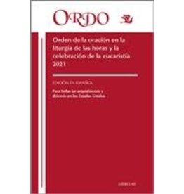 2021 Spanish Ordo/Order/ Prayer Liturgy of the Hours