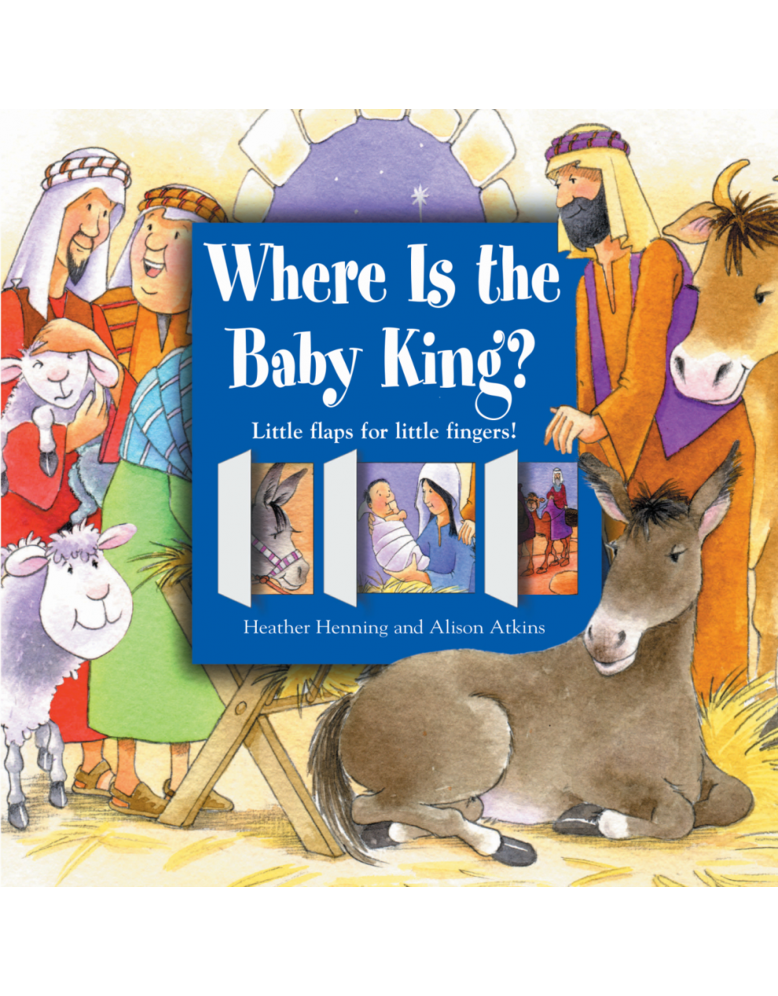 Where Is the Baby King?