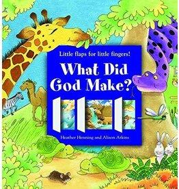 What Did God Make?
