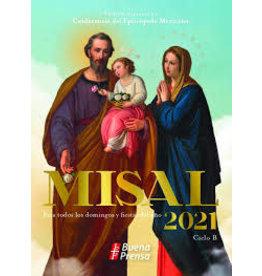 2021 Misal - Spanish