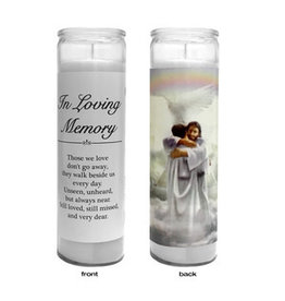 Memorial Candle - Holy Spirit/Coming Home