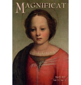 Magnificat March Issue Large Print