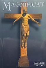 Magnificat Holy Week Supplement (regular size print)