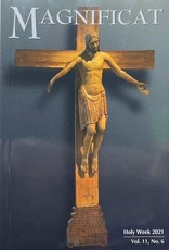 Magnificat Holy Week Supplement large print