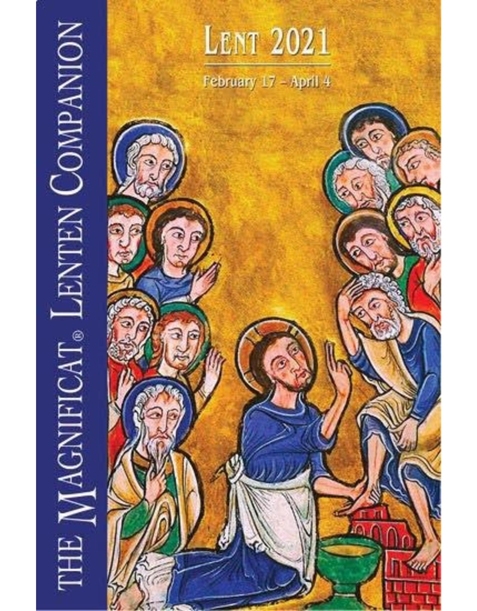 Magnificat 2021 Lenten Companion