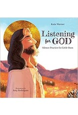 Listening for God: Silence Practice for Little Ones