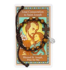 St Joseph Consecration Bracelet Set