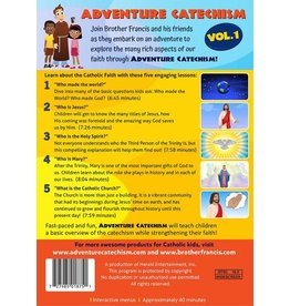 Brother Francis Adventure Catechism Volume 1 - DVD