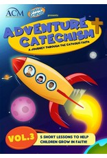 Brother Francis Adventure Catechism Volume 3 - DVD