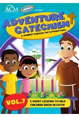 Brother Francis Adventure Catechism Volume 7 - DVD