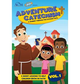 Brother Francis Adventure Catechism Reader Volume 1