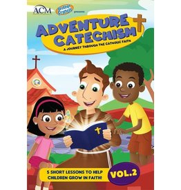 Brother Francis Adventure Catechism Reader Volume 2