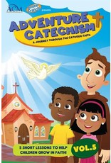 Brother Francis Adventure Catechism Reader Volume 5