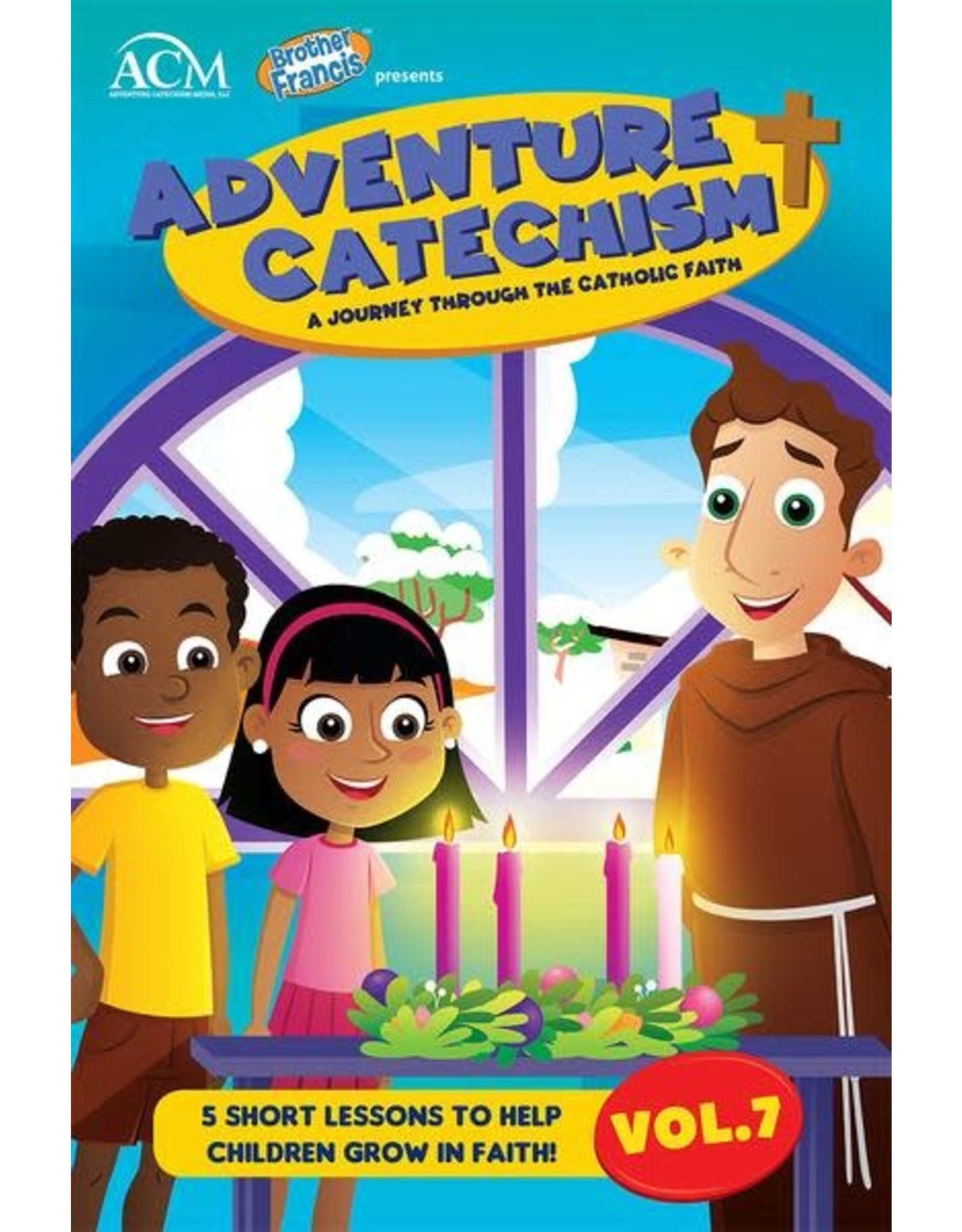 Brother Francis Adventure Catechism Reader Volume 7