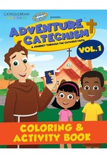 Brother Francis Adventure Catechism Vol 1 - Coloring & Activity Book