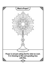 Brother Francis Adventure Catechism Vol 2 - Coloring & Activity Book