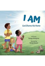 I Am: God Shares His Name board book