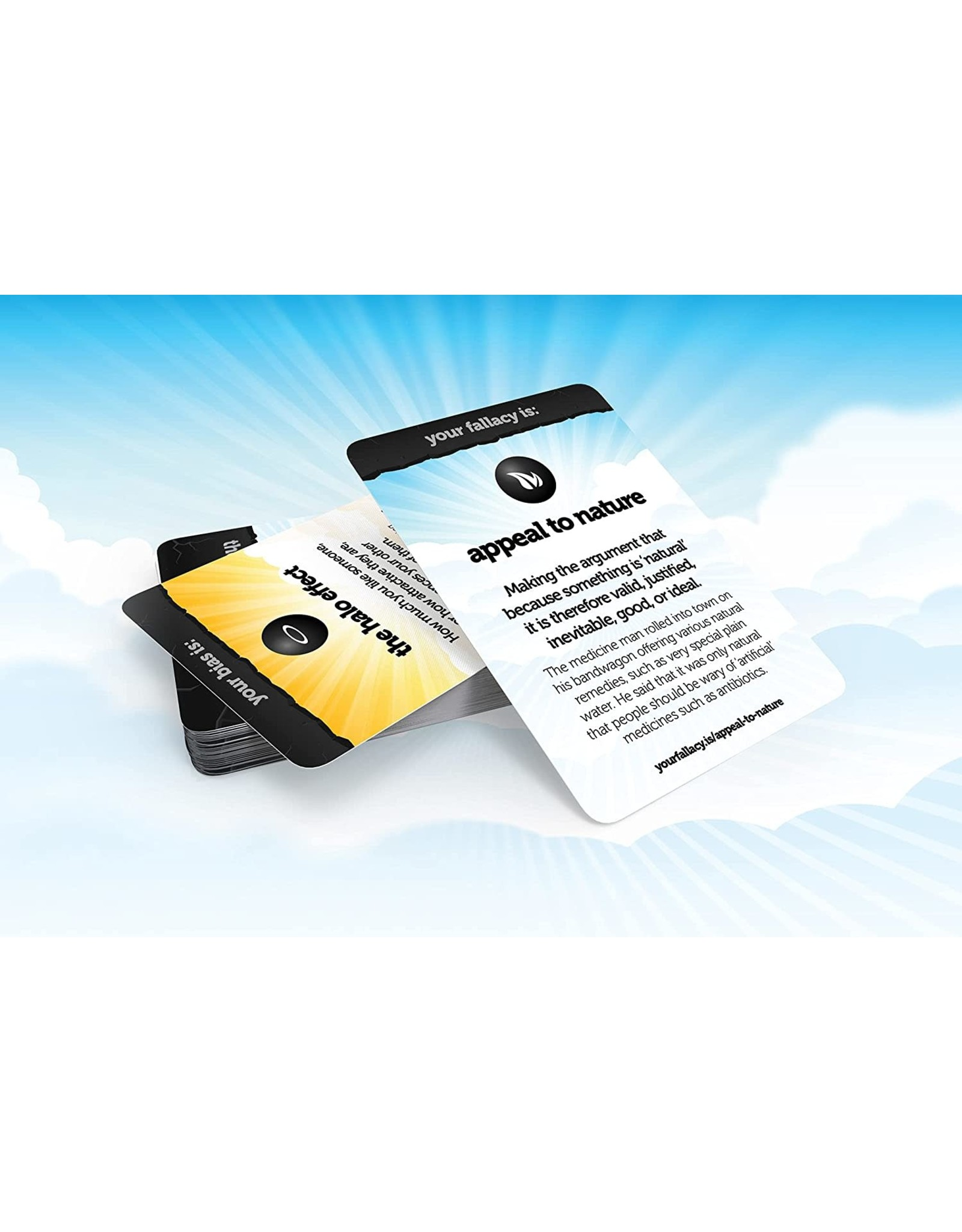 Critical Thinking Cards