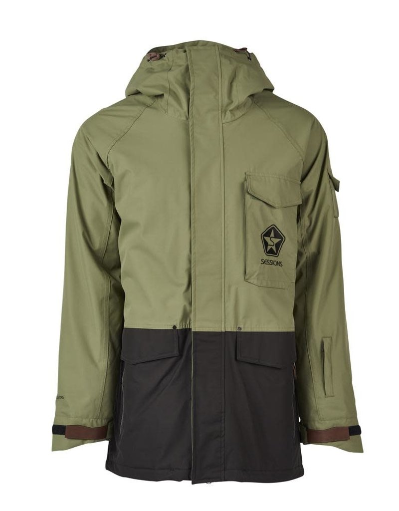 Sessions Supply Jacket