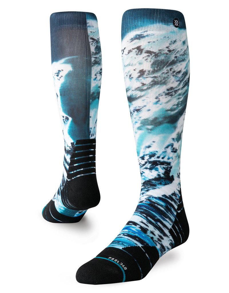 Stance Socks Snow Poly Blend Premium Men's Socks