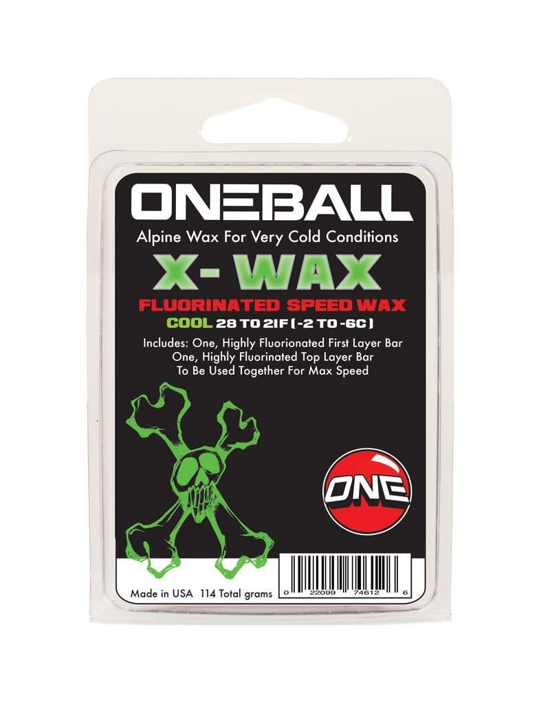 Oneball Mfg. Hot Wax Kit