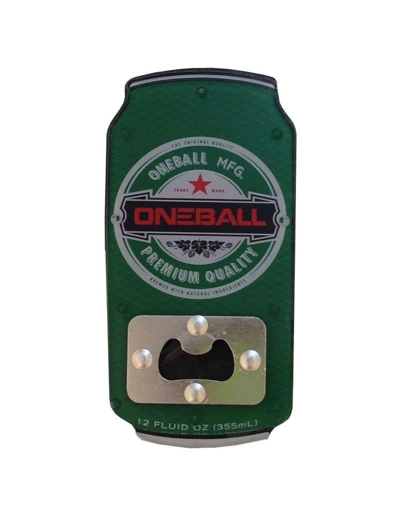 Oneball Mfg. Bottle Opener traction Pad