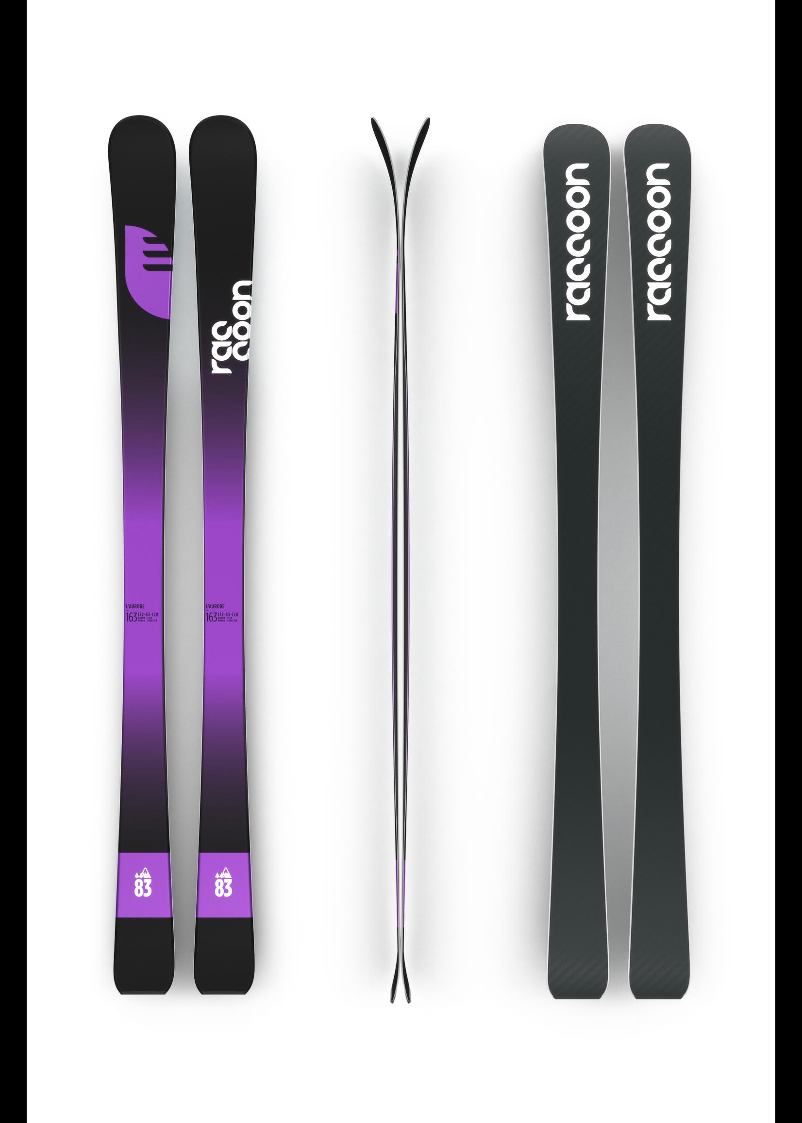 Raccoon Skis Aurore
