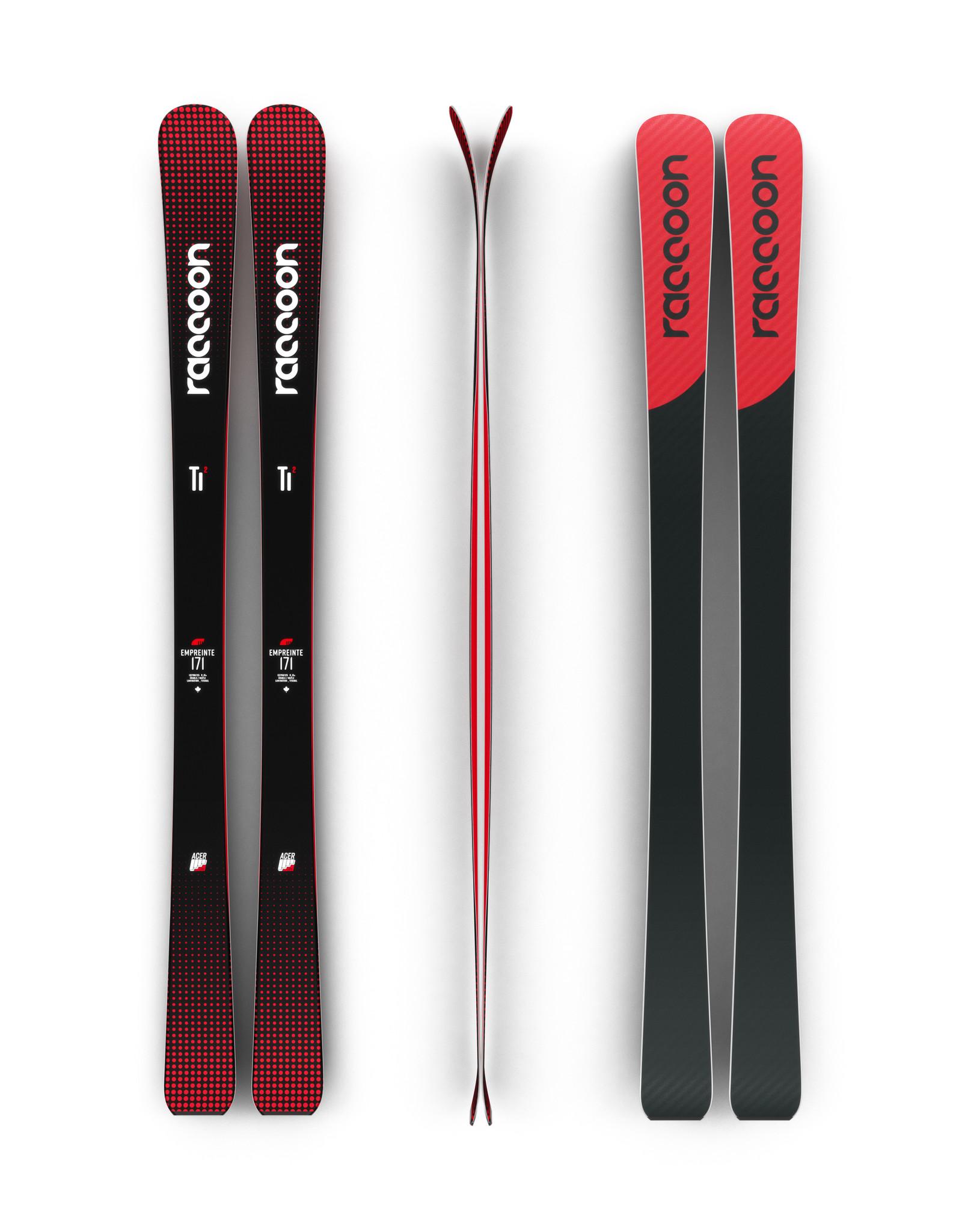 Raccoon Skis L'Empreinte