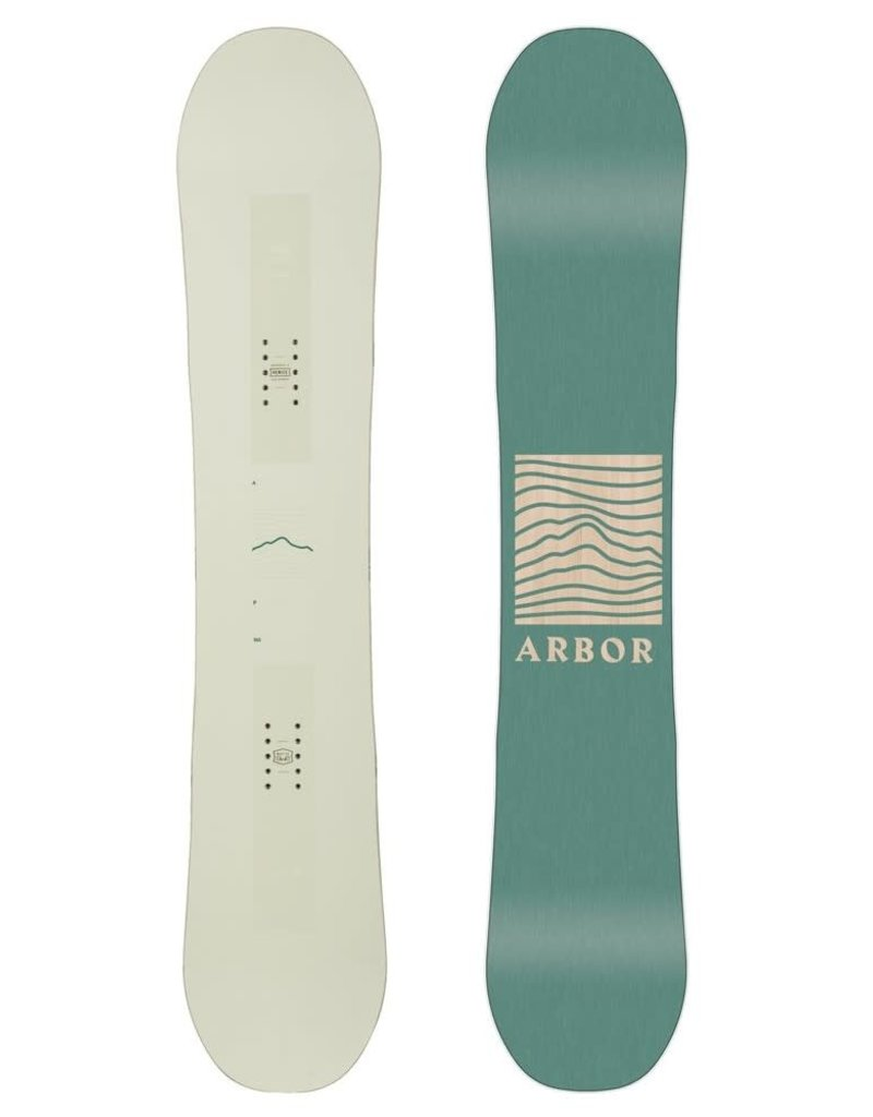Arbor Snowboards Poparazzi Camber Snowboard