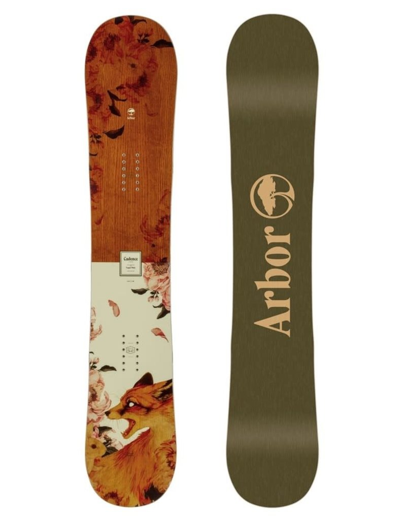 Arbor Snowboards Cadence Camber Snowboard