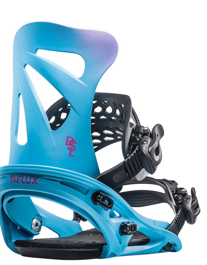Flux Bindings Flux-DSL-Sky blue x Pink-M