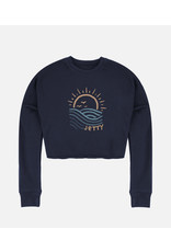 Jetty ROLLER CREWNECK FLEECE