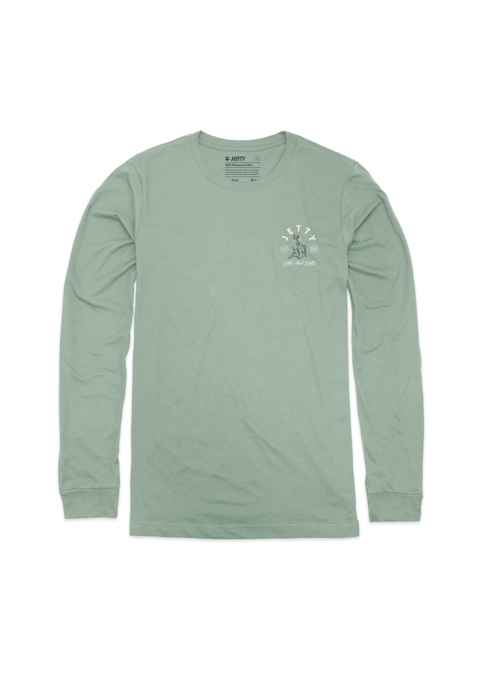 Jetty BEER SPEAR UV LONG SLEEVE TEE