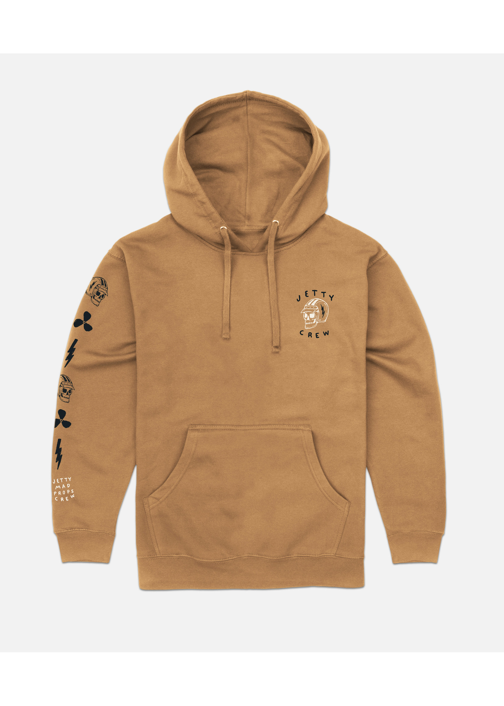 Jetty PROPSKULL PULLOVER HOODIE