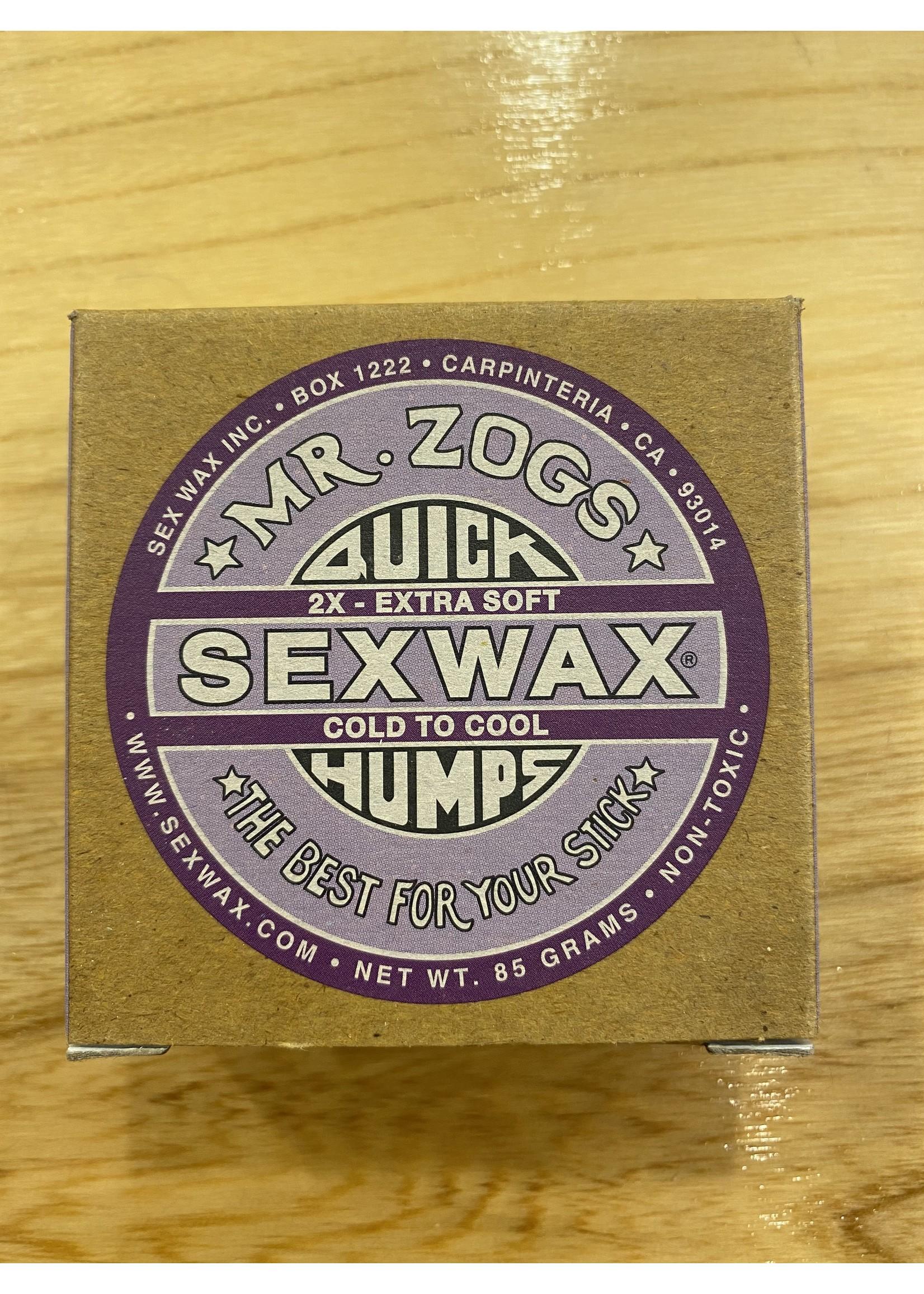 Mr. Zogs Mr. Zogs Sex Wax Purple (Cold)