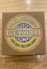 Mr. Zogs Mr. Zogs Sex Wax Yellow (X-Cold)