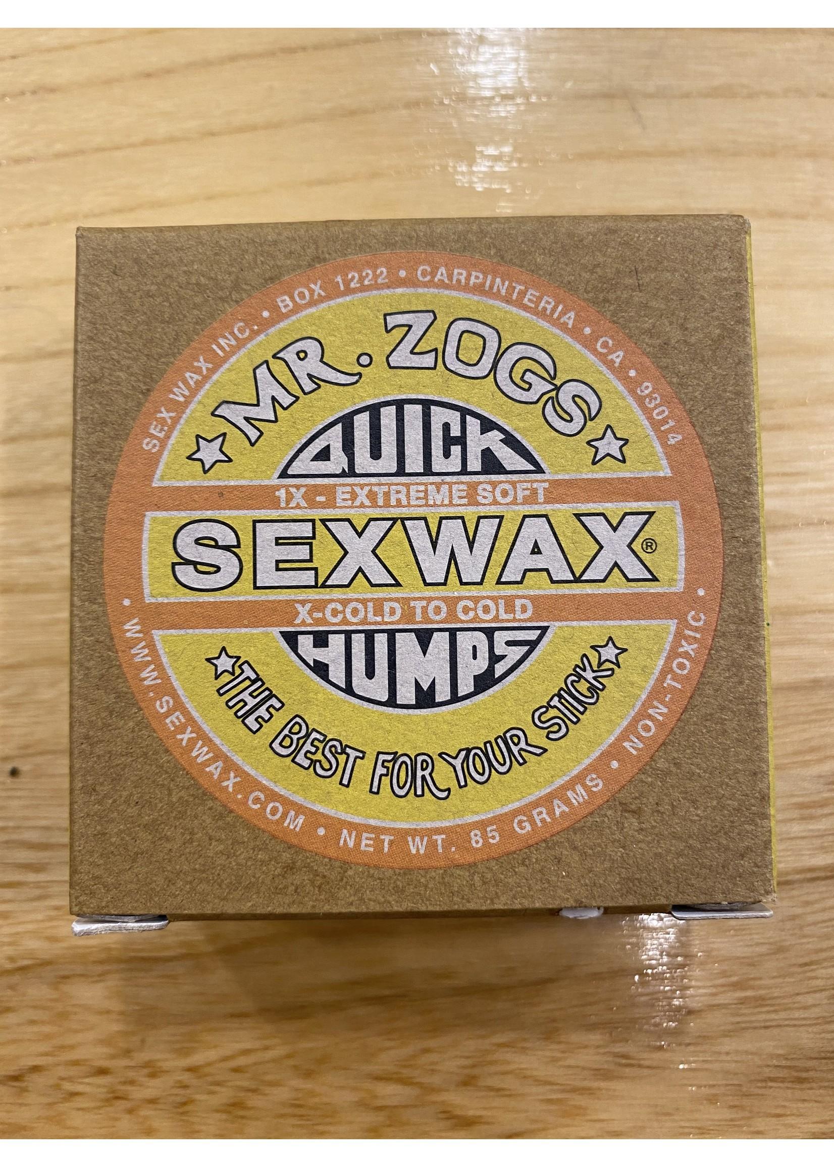 Mr. Zogs Mr. Zogs Sex Wax Yellow (X-Cold)