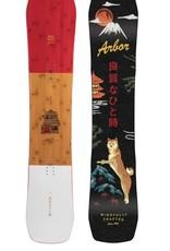 Arbor Snowboards Westmark Camber Frank April