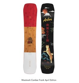 Arbor Snowboards Westmark Camber Frank April 153