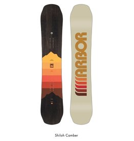 Arbor Snowboards Shiloh Camber Snowboard